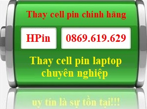 THAY CELL PIN LAPTOP